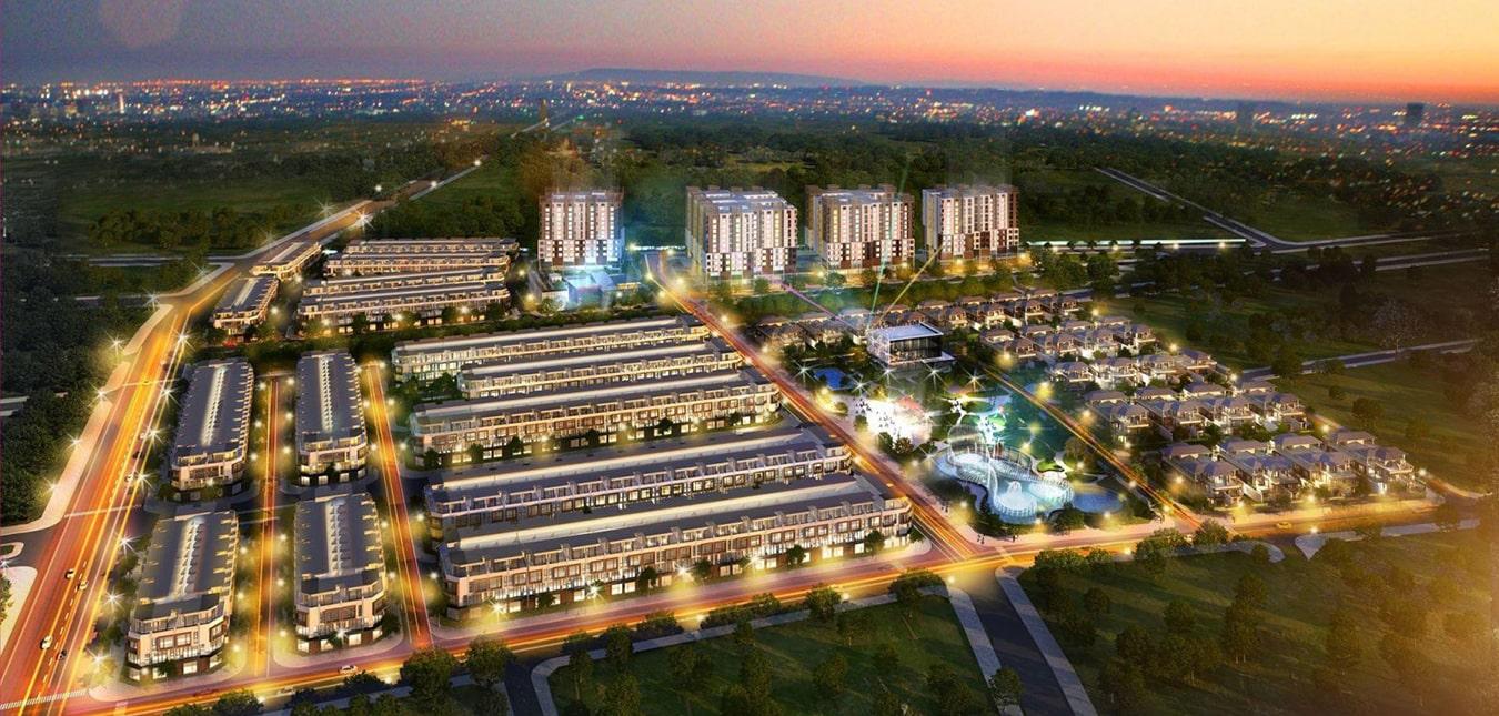 Khu đô thị Phố Nối House – Hưng Yên